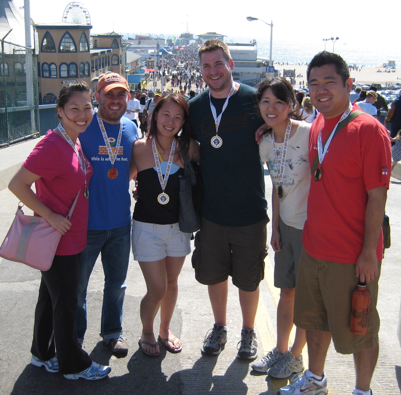 Santa Monica Race